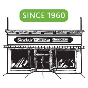 Sinclair Pharmacy Since 1960